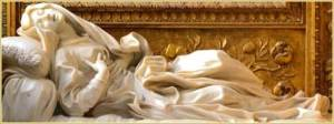 Gian Lorenzo Bernini, The Blessed Ludovica Albertoni