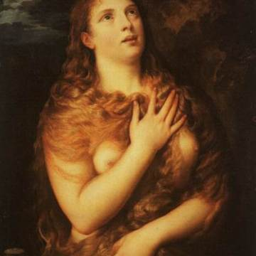Titian, Mary Magdalen