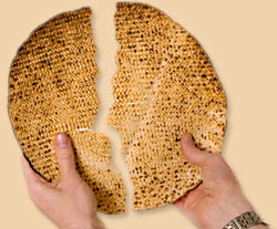 Unleavend bread