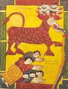 Adoration de la Bête et du Dragon
