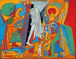 Picasso Crucifixion