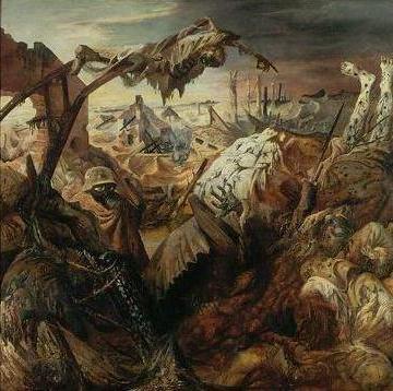 Otto Dix, Der Kreig