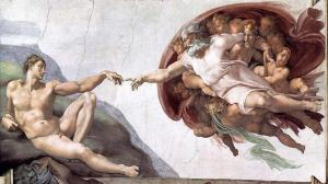 Michelangelo, Creation of Adam