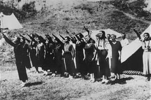 Legionary women
