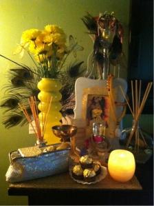 Ochun Altar