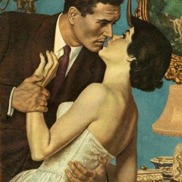 1950s lovers