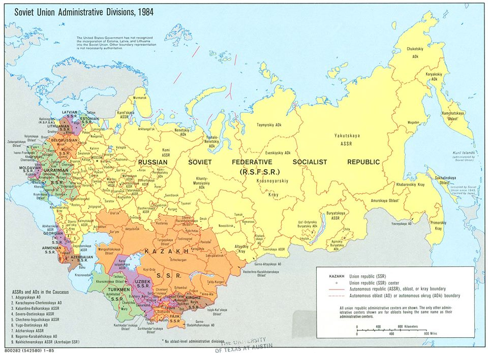 Religious Demographics Of Russia And Eastern Europe And The - Religion map europe