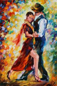 leonid-afremov-Pure-hand-painted-oil-painting-on-canvas-wall-art-lover-dance-posters-Pure-hand